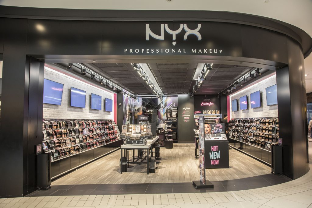 Centre Rideau - Boutique NYX - ASM