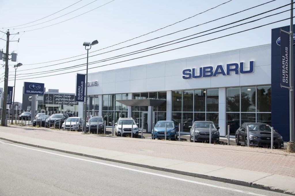 Subaru Gatineau - ECHO